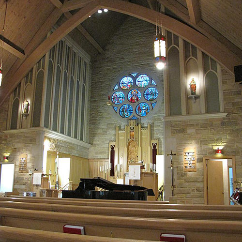 Photos from Saints Peter and Paul Lutheran Church in Riverside, Illiniois